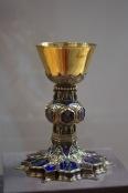 14th-century chalice.