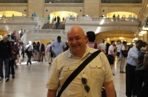 At Grand Central Station.