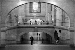 Grand Central Station.