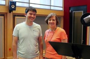 Matt Pentecost and Nancy Mayo