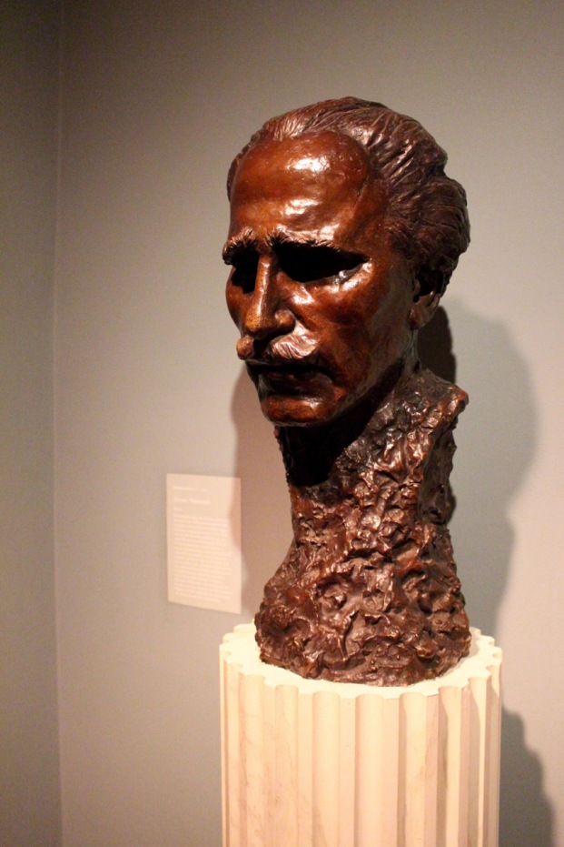 Bust of Toscanini