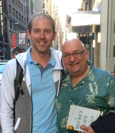 With Luke Meyer
