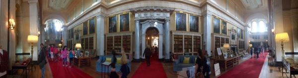 The Long Library