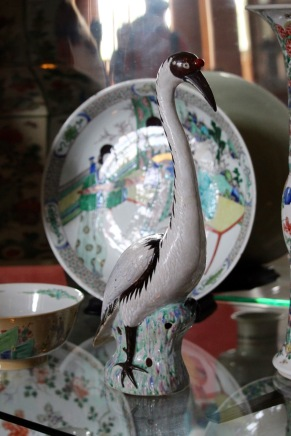 18th century Chinese porcelain.