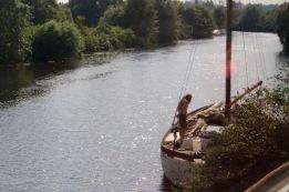 River Fye, on way back to Norwich.