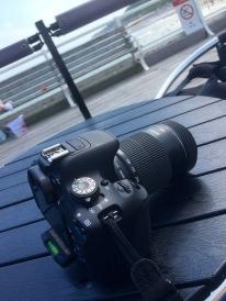 My trusty camera.