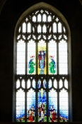 West window.