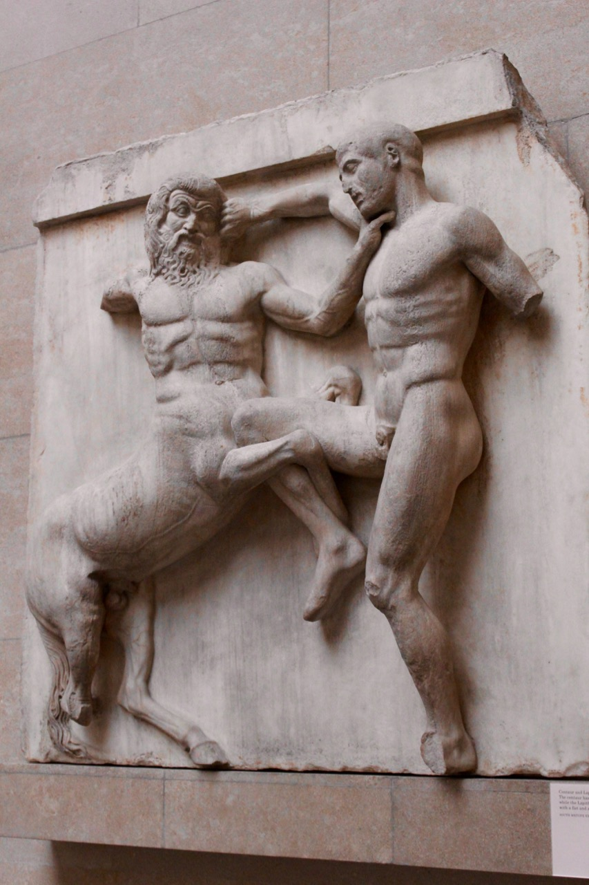 Elgin Marbles And Sure Stars Shining