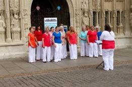 River City Chorus!