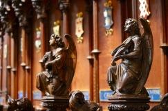 Salisbury Cathedral.