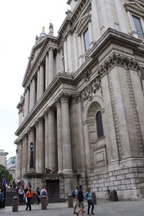 St. Paul's Cathedral. West front.