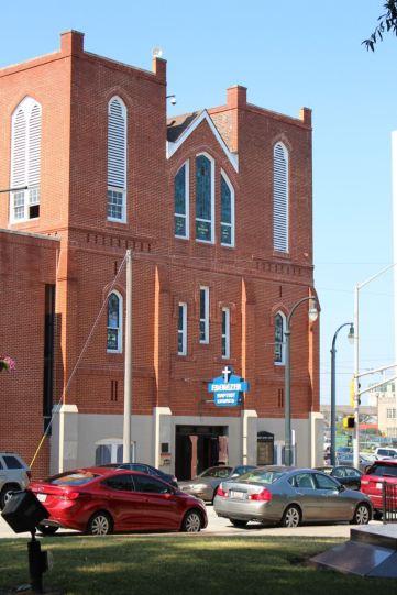 Historic Ebenezer Baptist Church