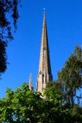 The incredible spire.
