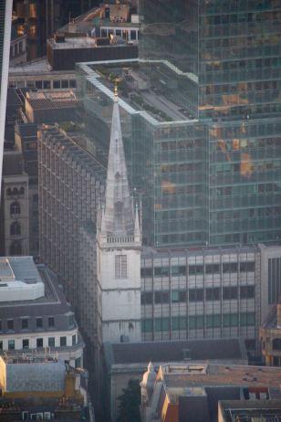 Another Wren steeple.