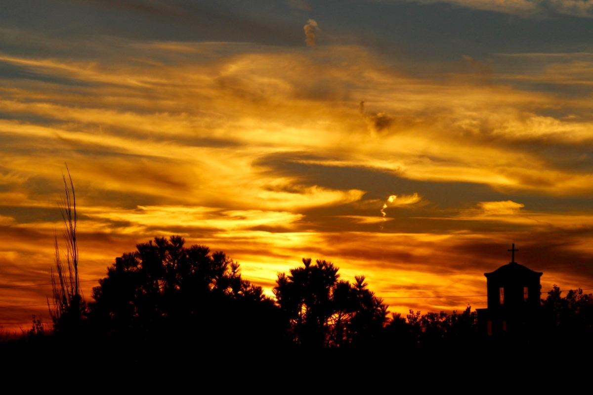 Santa Fe sunset