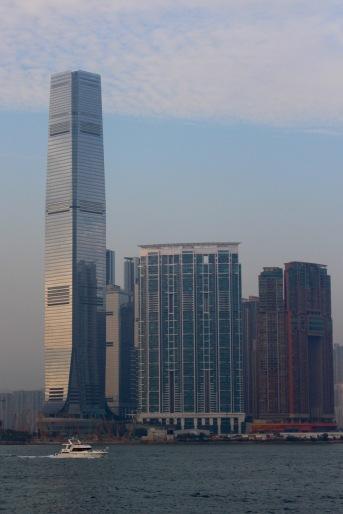 Sky 100 building.