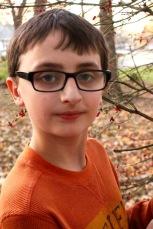 Joe, now 12 years old.