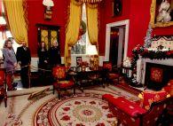 White House, 2001