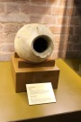 This device was built into the walls as an open chamber to increase the resonance of the singing!