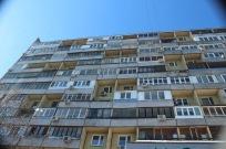 An apartment block
