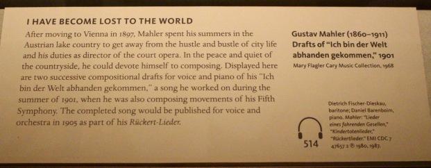 Mahler - 1