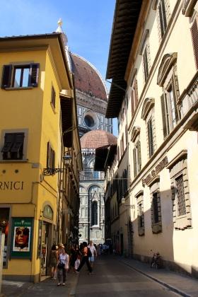 One last peek at the Duomo.