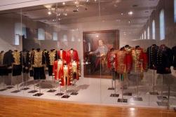 Court uniforms.