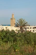 Always a minaret. Everywhere.