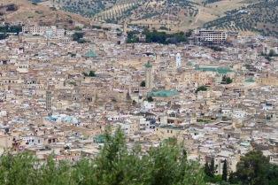 Old medina.