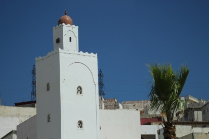 minarets - 1