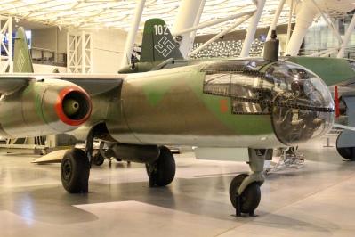 German aircraft from World War II.