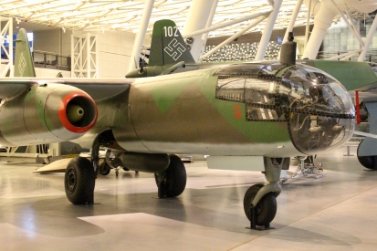 German aircraft from World War II.